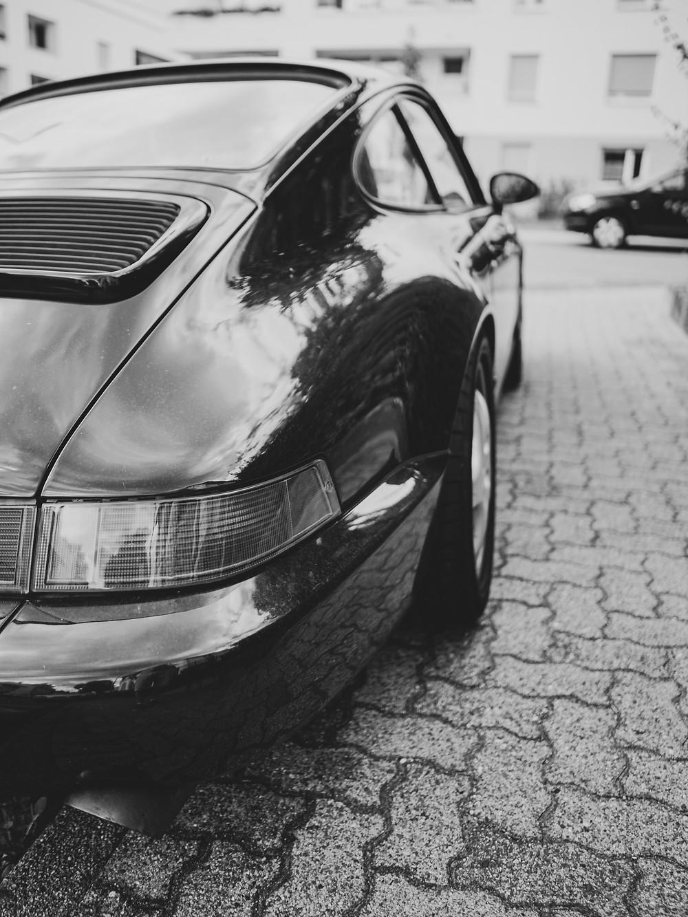 Porsche 911 930 輸入並行車 ドイツ ポルシェ