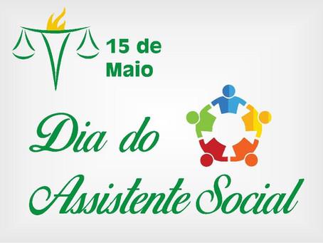 15 de Maio-Dia do Assistente Social