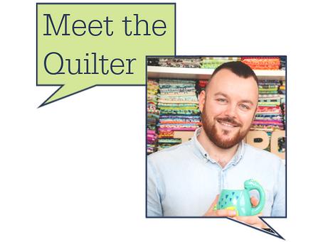Meet the quilter: Nicholas Ball