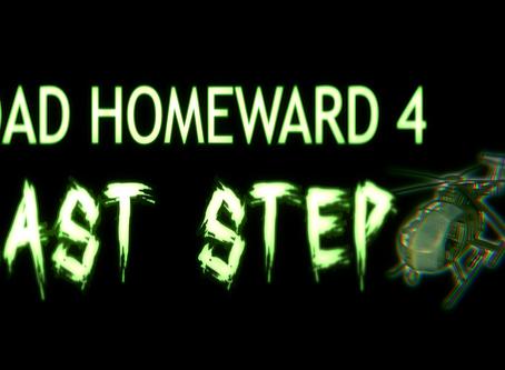 ROAD HOMEWARD 4: last step дата выхода и  другое об игре