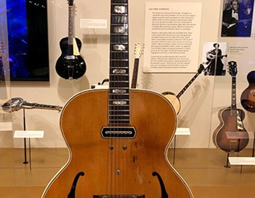 It's About the Volume. A Visit to The Electric Guitar: Inventing an American Icon Exhibition