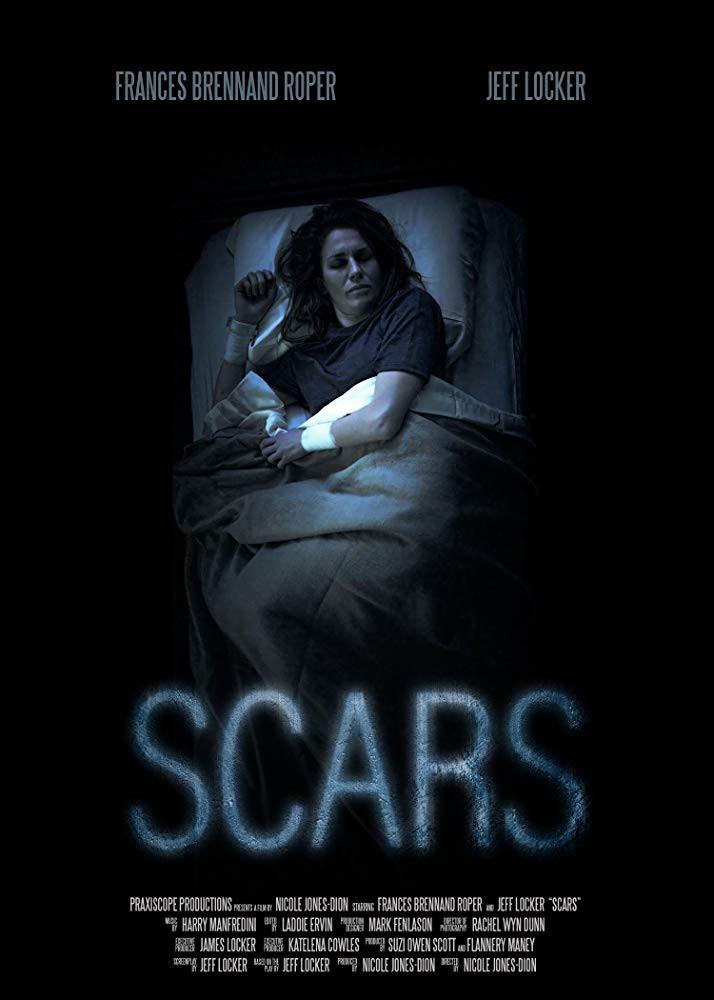 Scar short movie poster
