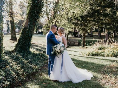 Emily + John | Historic Shady Lane Wedding