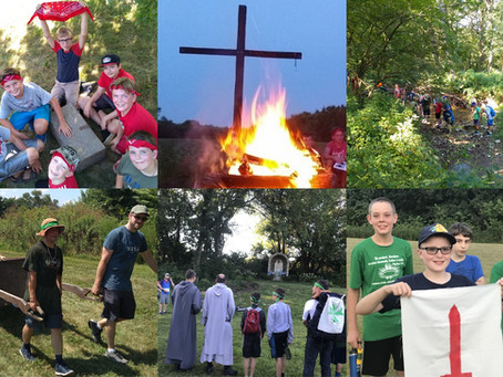 Boys' Camp Summer 2020