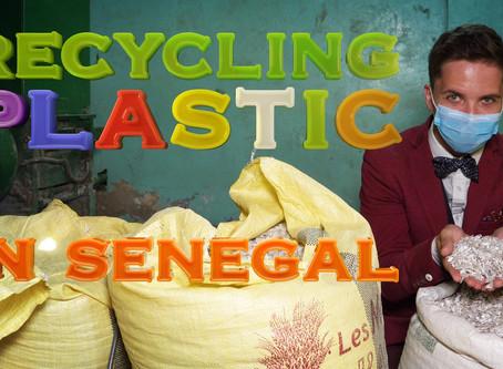 Recycling Plastic in Dakar
