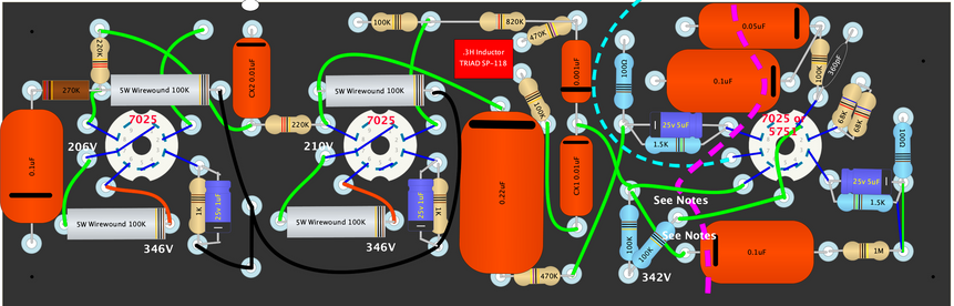 SSS #002 Dry Signal Board