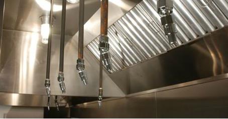 Kitchen Knight II Restaurant Fire Suppression System