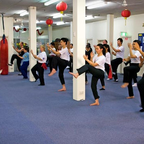 The Format of the Martial Arts Class