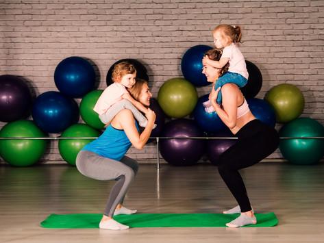 MUMMY & CHILD EXERCISE