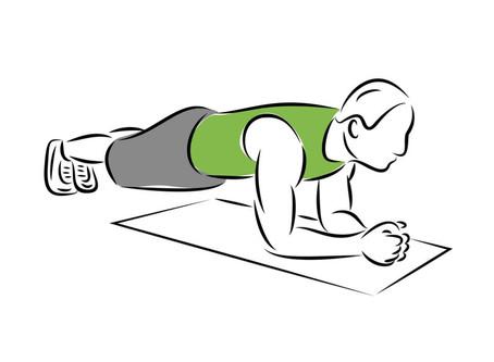 Waarom de moderne wielrenner niets aan planking heeft