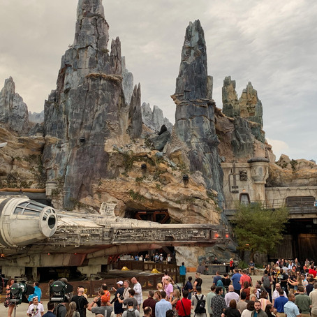 Walt Disney World Welcomes Star Wars Galaxy's Edge!