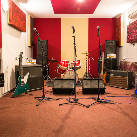New STUDIO Jams added! Check meet up for spaces.