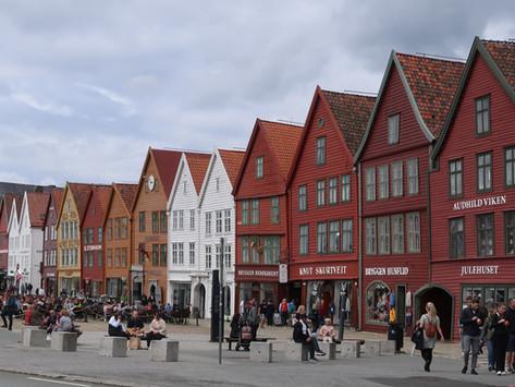 Bergen - bli med på besøk i min hjemby! 7 ting du bør gjøre
