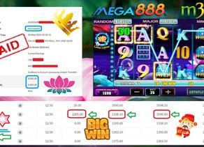 Lotus Legend slot game tips to win RM6000 in Mega888