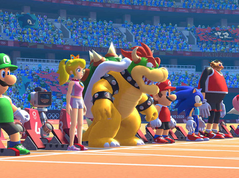 The(G)net Review: Mario & Sonic bei den Olympischen Spielen Tokyo 2020