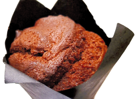 Vegan Chocolate Muffin Available To Order Now