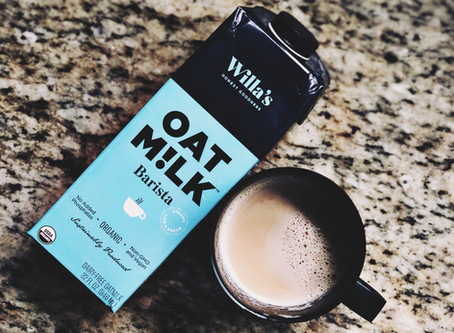 A Better Oat Milk: Willa's Kitchen