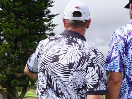 Kaipar Golf is releasing their new line of Hawaiian Golf Shirts the first week of November 2020!!