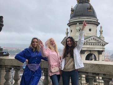 Девичник в Будапеште