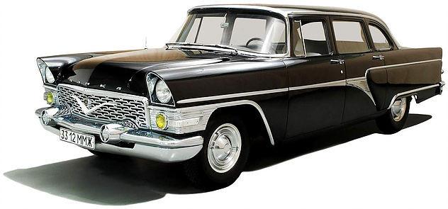 Один из самых красивых автомобилей в истории СССР | Rock Auto Club