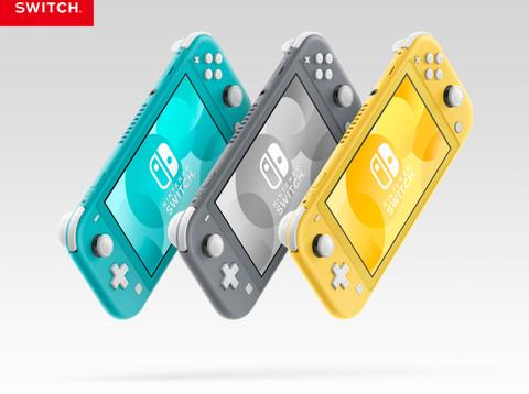 Nintendo stellt Switch Lite vor