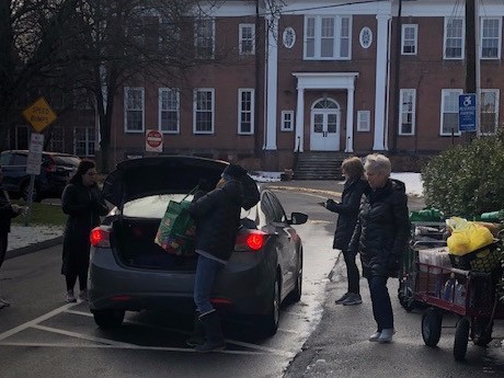 Food Distribution During COVID-19