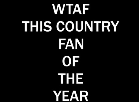 ARE YOU THE FAN OF THE YEAR!