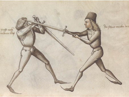 Praxis & Theory: Medieval Fechtbücher