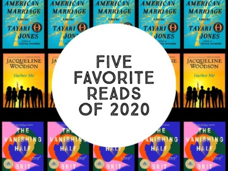Some of Ashley's Favorite Reads of 2020 (So Far)