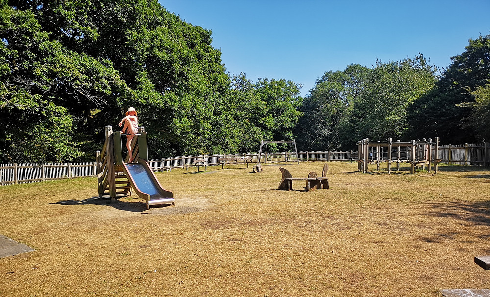 Hampstead Heath Extension Playground