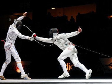 The Wonderful World of Fencing