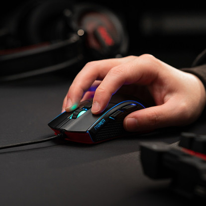 New ADATA XPG PRIMER RGB gaming mouse