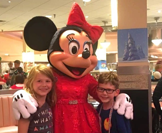 Disney Christmas 2020
