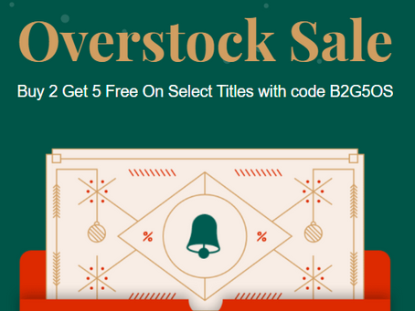 Online Overstock Sale. Get em while you can! Buy 2 Get 5!!