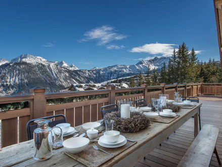Inspirations behind the design of our Chamonix home