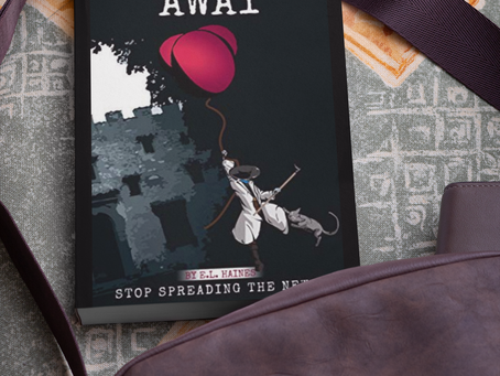 Pre-Order the Most Exciting Sparrow Novel Yet - Carried Away!