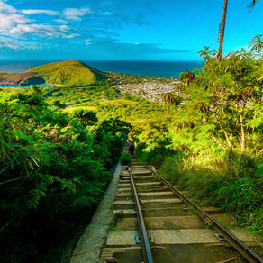 Koko Head Trail Oahu Hawaii