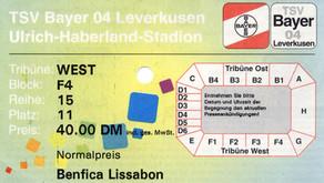 A noite mágica de Leverkusen