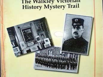 Walkley Victorian History Mystery Trail, September 2020