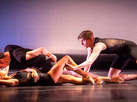 Creating Dance on the Future
