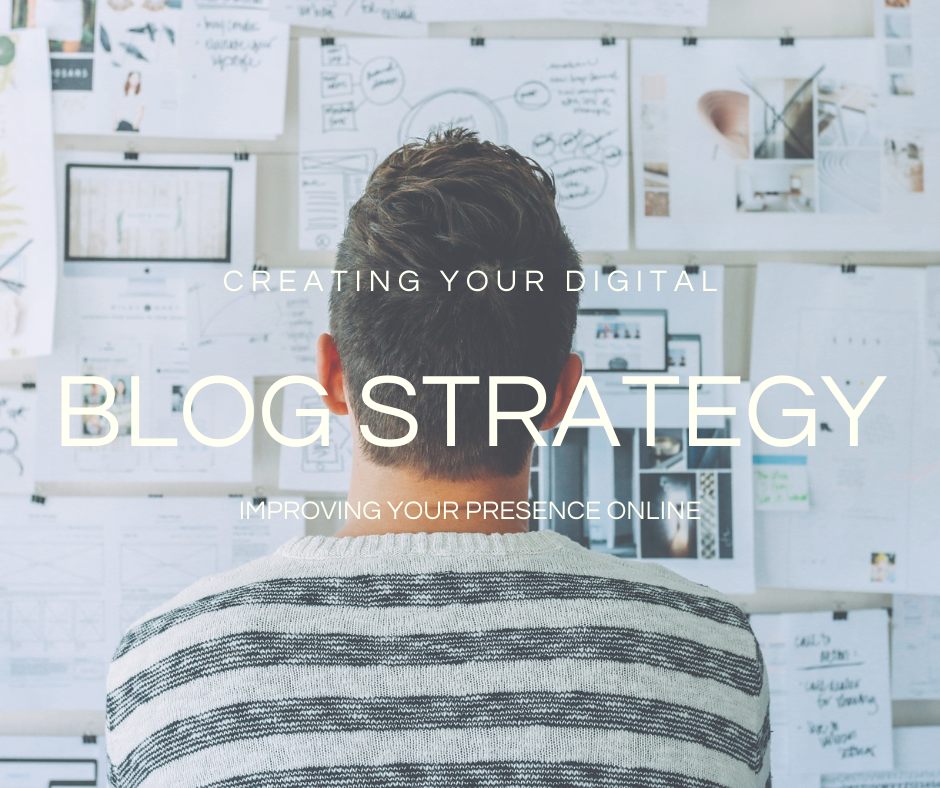 Improve your writing skills! Create a Digital Blog Strategy and become sucessful in your writing online. Read the free guide here.