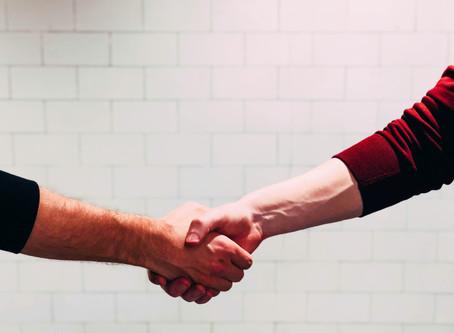 En hyllest til håndtrykket