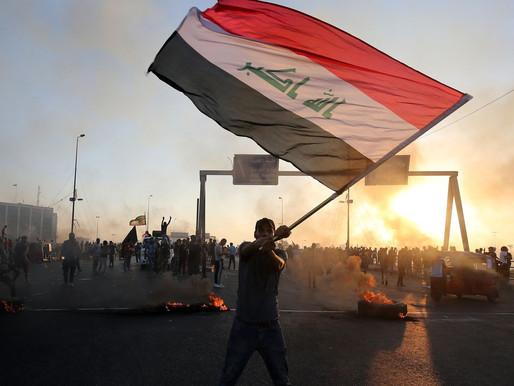 En Irak, les contestations emblématiques d'une volonté d'indépendance