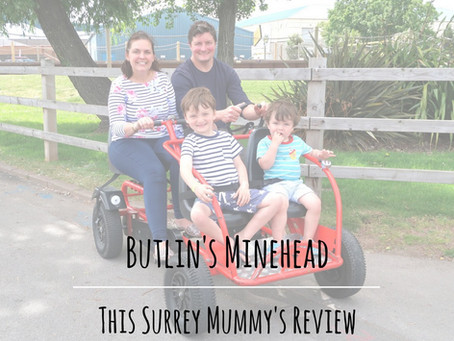 This Surrey Mummy Travels To Butlins...