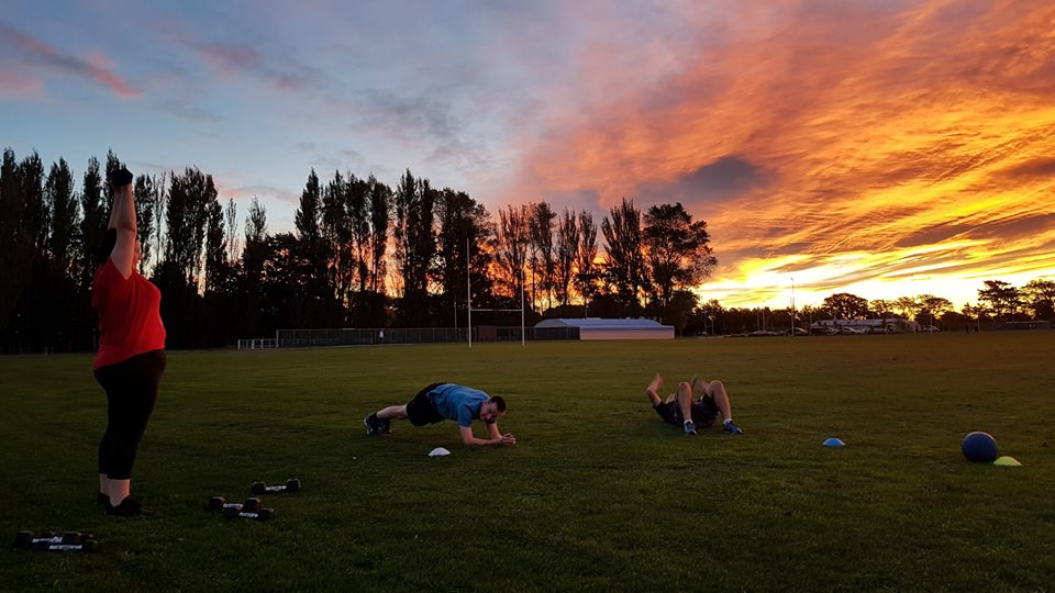 boot camp christchurch
