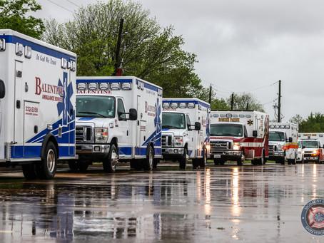 Funeral Services for Balentine Ambulance Owner Ralph D. Balentine