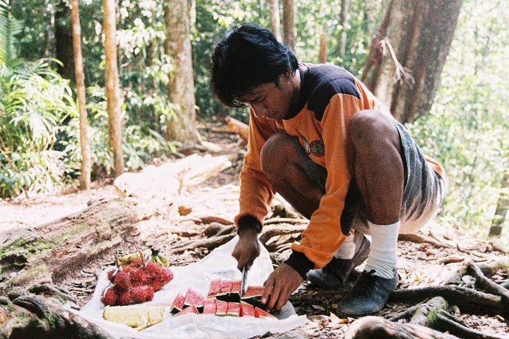 Jungle fruits salad