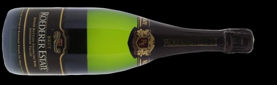 Bottle of Roederer Estate Brut