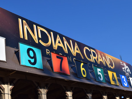 A Competitive Field Lines Up For Indiana Derby (G3)