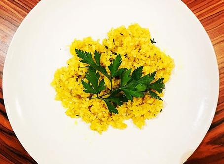 La monodiète de riz pour ma rate.